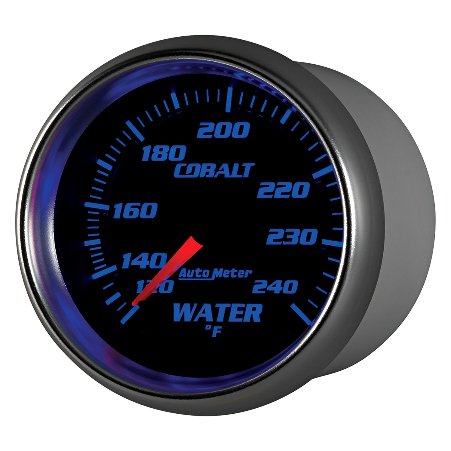 Auto Meter 7932 Cobalt Water Temperature In Dash Gauge