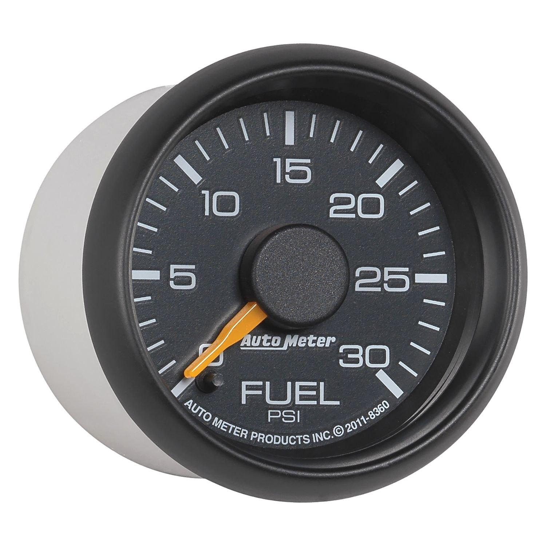 Auto Meter 174 8360 Gm Factory Match Series 2 1 16 Quot Fuel