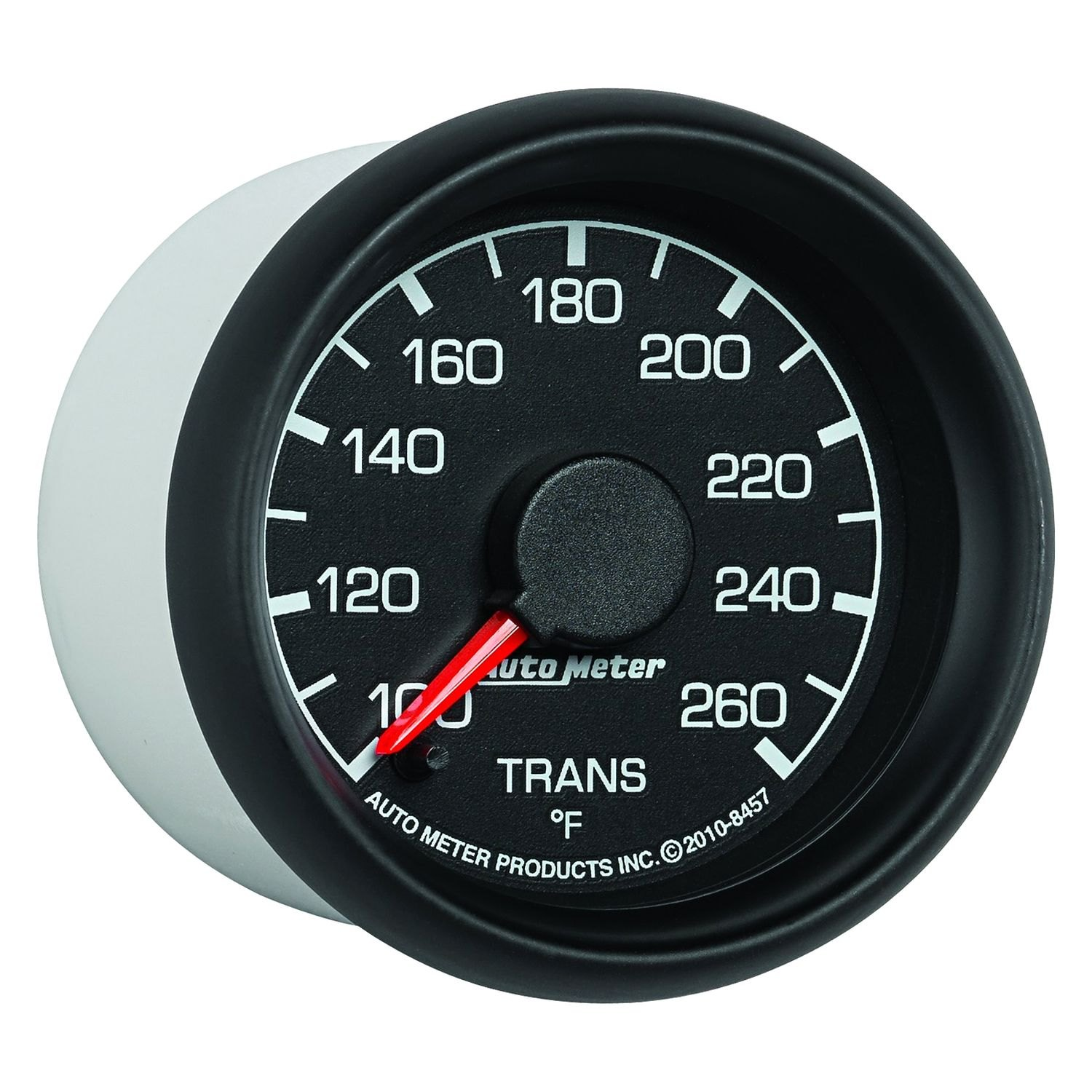 8457 5 auto meter� 8457 ford factory match™ transmission temperature in  at bayanpartner.co