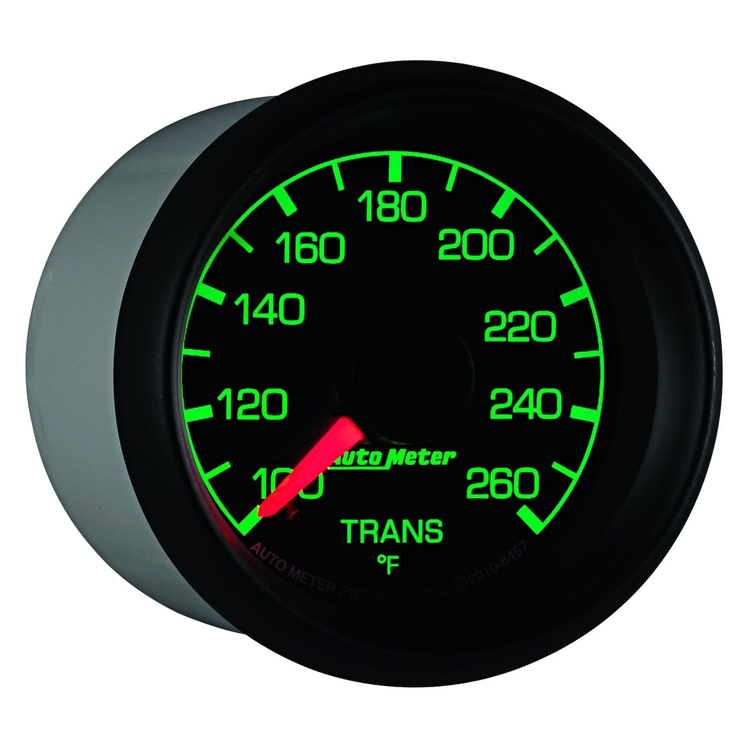 8457 6 auto meter� 8457 ford factory match™ transmission temperature in  at bayanpartner.co