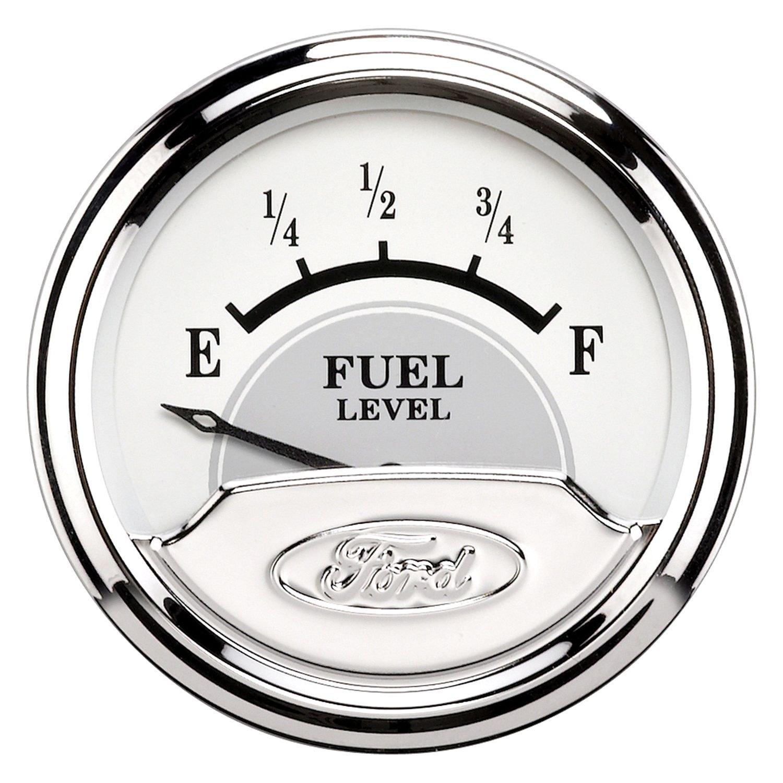 auto meter 880351 ford racing fuel level in dash gauge. Black Bedroom Furniture Sets. Home Design Ideas