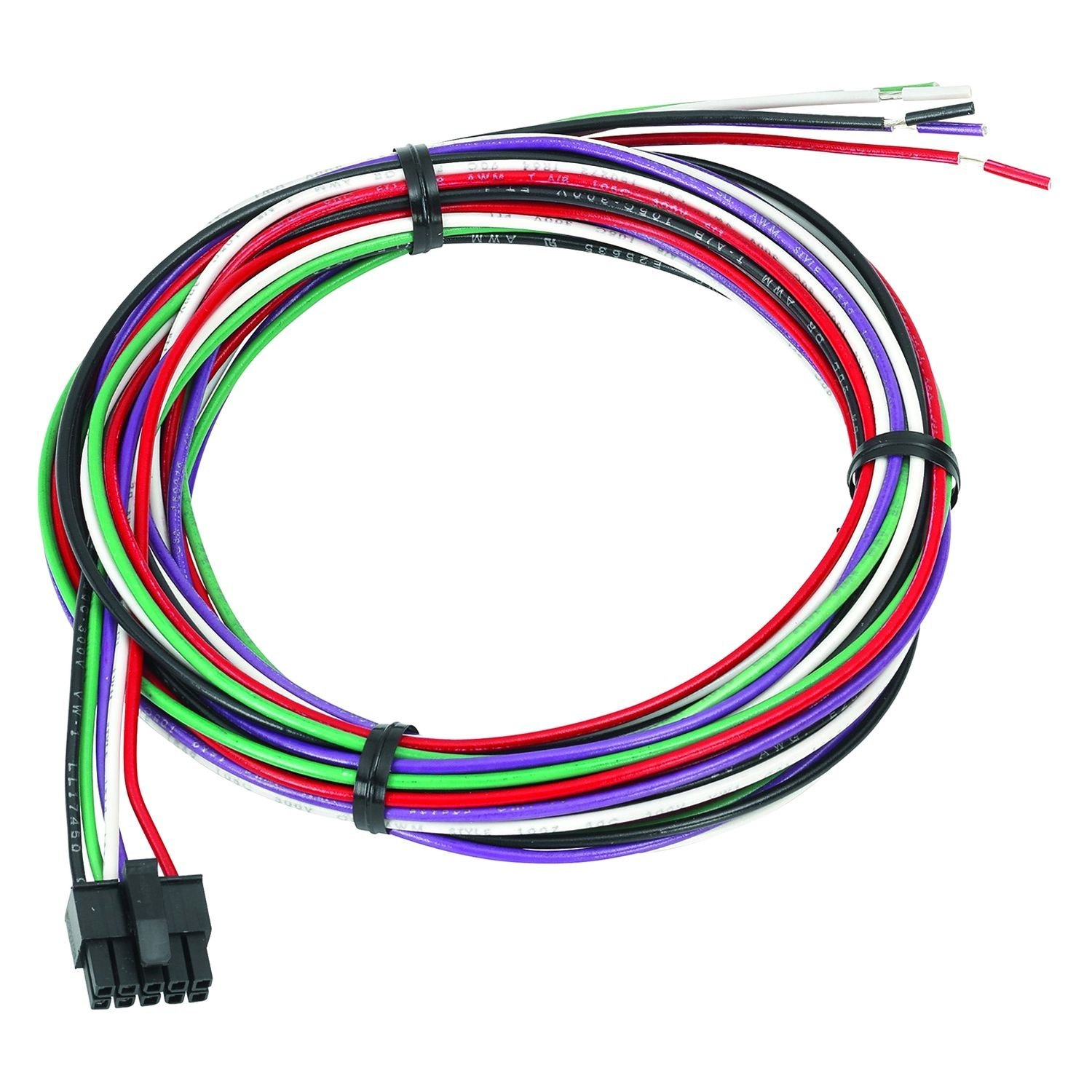 auto meter u00ae p19373 speedometer gauge wiring harness Car Wire Harness Diagrams Dual Car Stereo Wire Harness