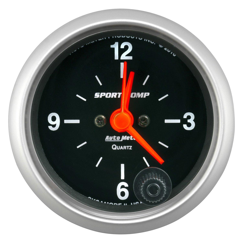 Car Dash Clock Repair