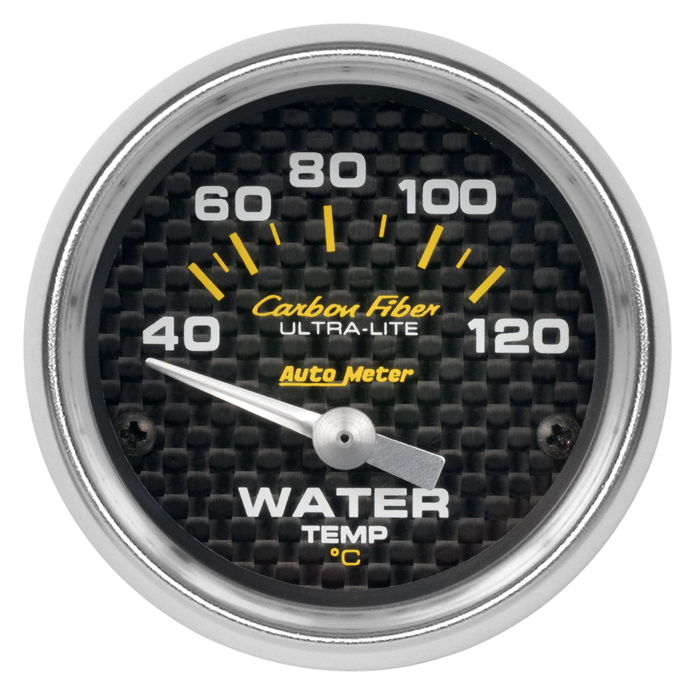 Auto Meter® 4737-M - Carbon Fiber Series 2-1/16\