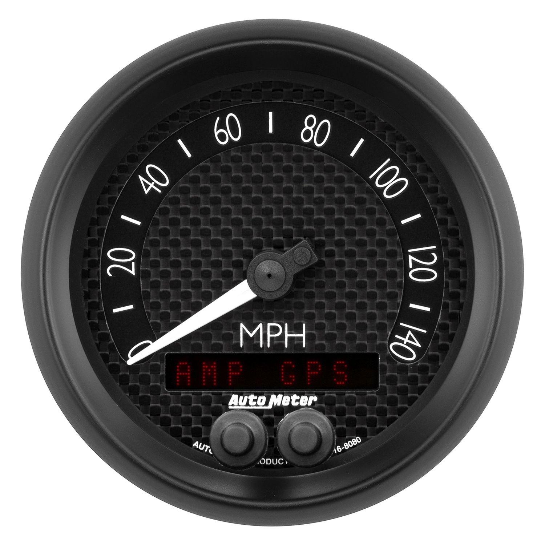 Auto Meter® 8080 - GT Series 3-3/8