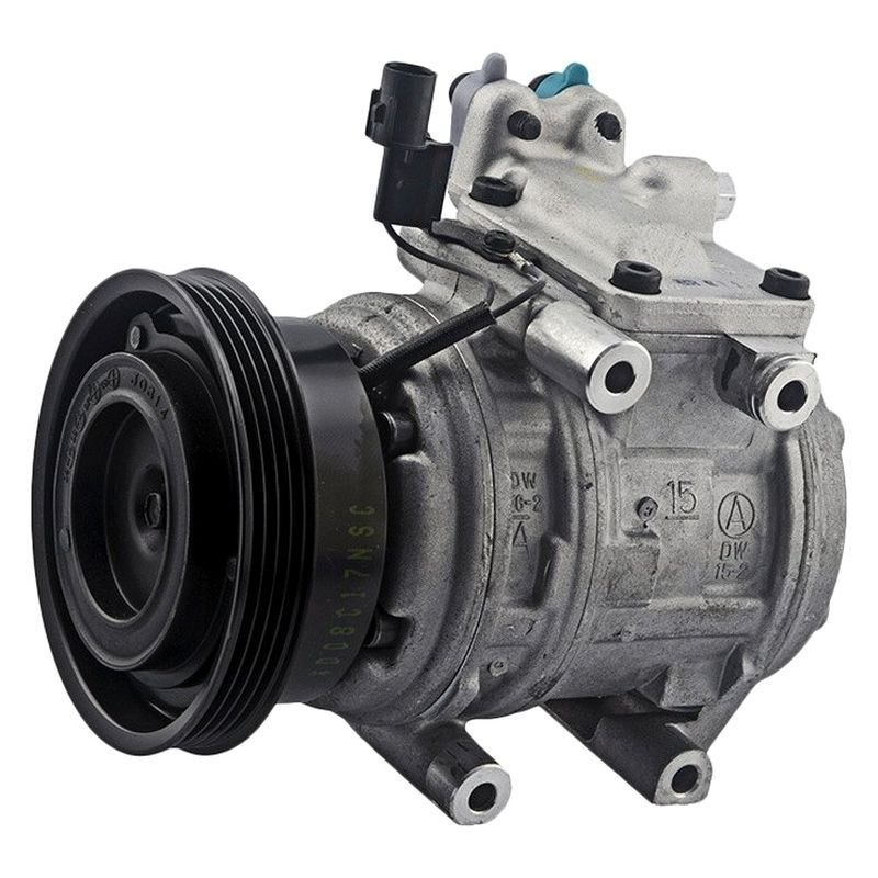 2008 Kia Sportage Interior: Kia Sportage 2008 A/C Compressor