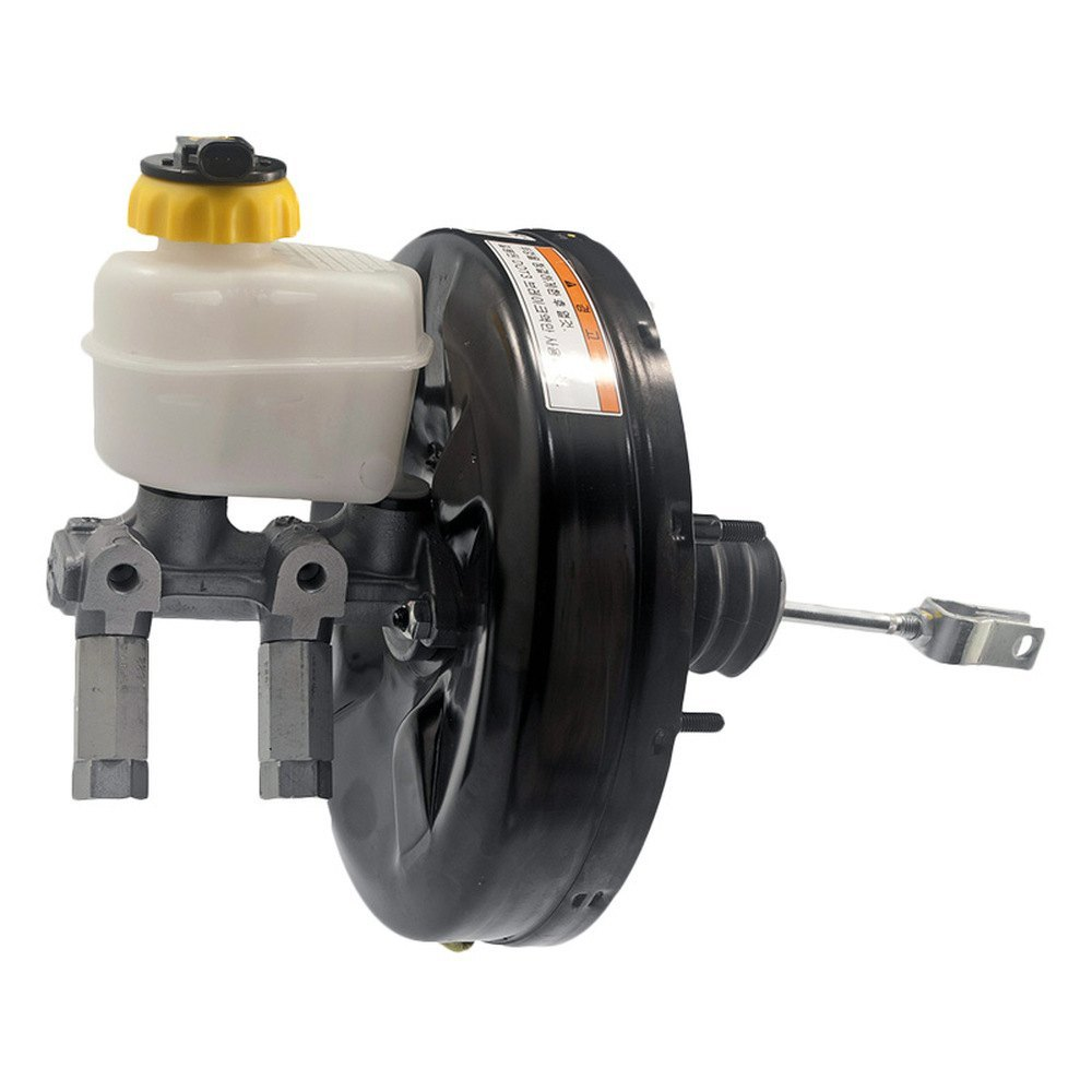 Power Brake Boosters : Auto power brake booster with master cylinder