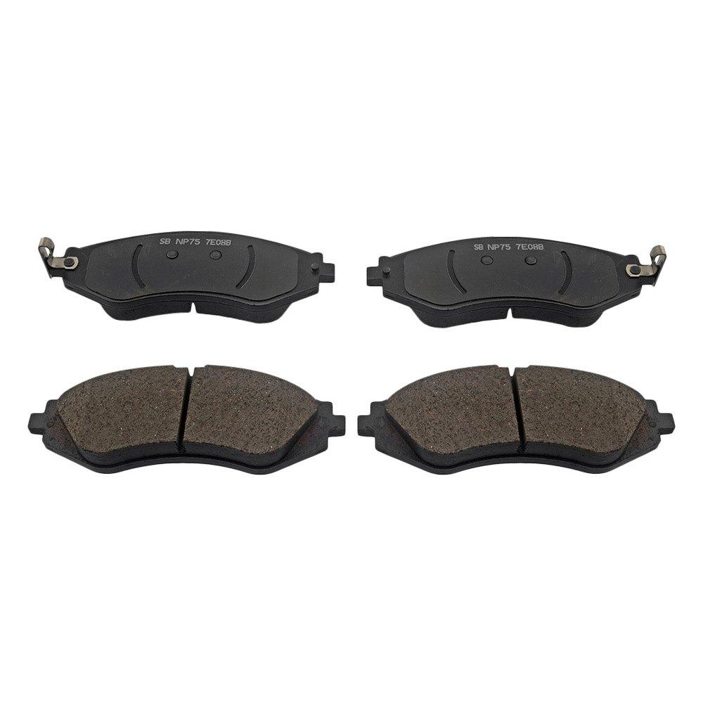 Suzuki Forenza Brakes And Pads
