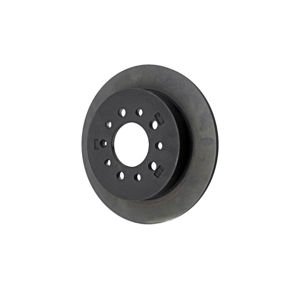 auto 7 123 0164 1 piece rear brake rotor. Black Bedroom Furniture Sets. Home Design Ideas