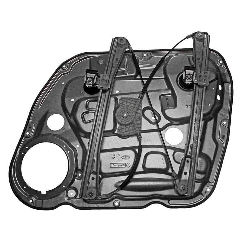 Kia Rondo 2007-2010 Window Regulator W/o Motor