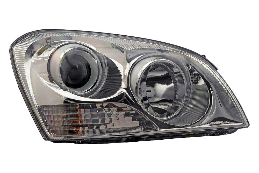 Auto 7 174 Kia Optima 2006 Replacement Headlight Assembly