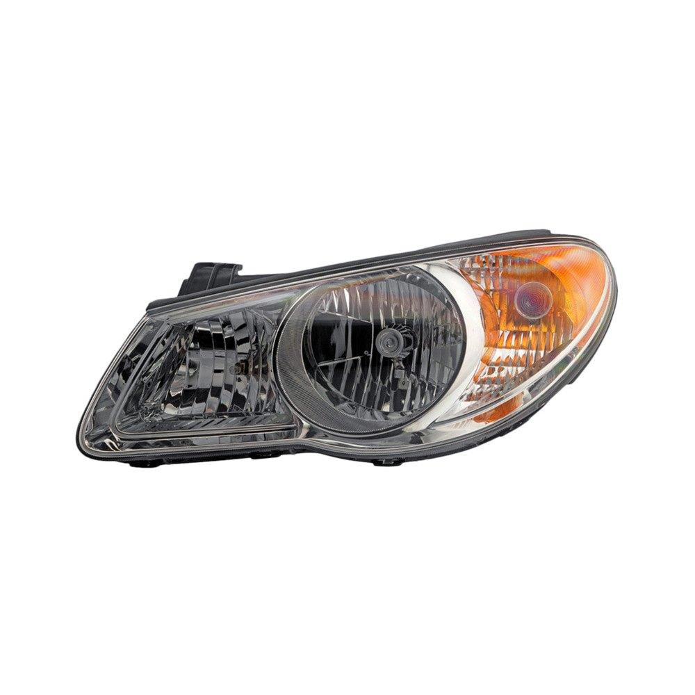 Car Headlights Replacement : Auto hyundai elantra  replacement headlight