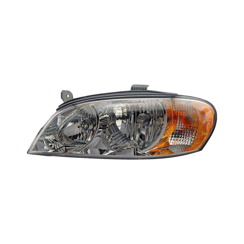 auto 7 kia spectra 2002 2003 replacement headlight. Black Bedroom Furniture Sets. Home Design Ideas