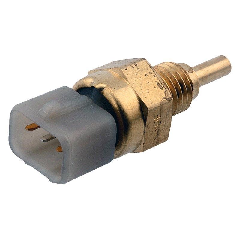 how to replace 1996 kia sephia coolant temperature sensor