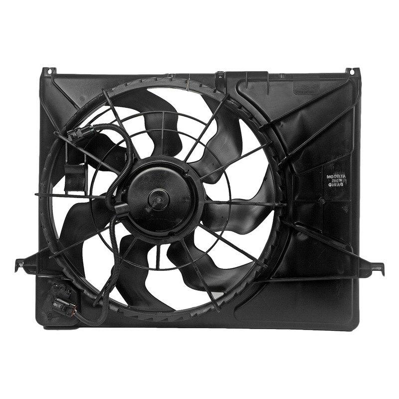 Equipment Cooling Blowers : Auto kia optima  radiator fan