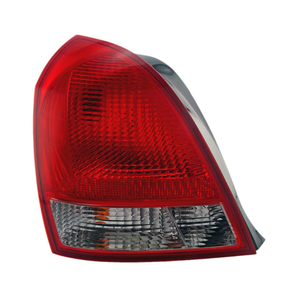 Auto 7 588 0038 Driver Side Replacement Tail Light Assembly