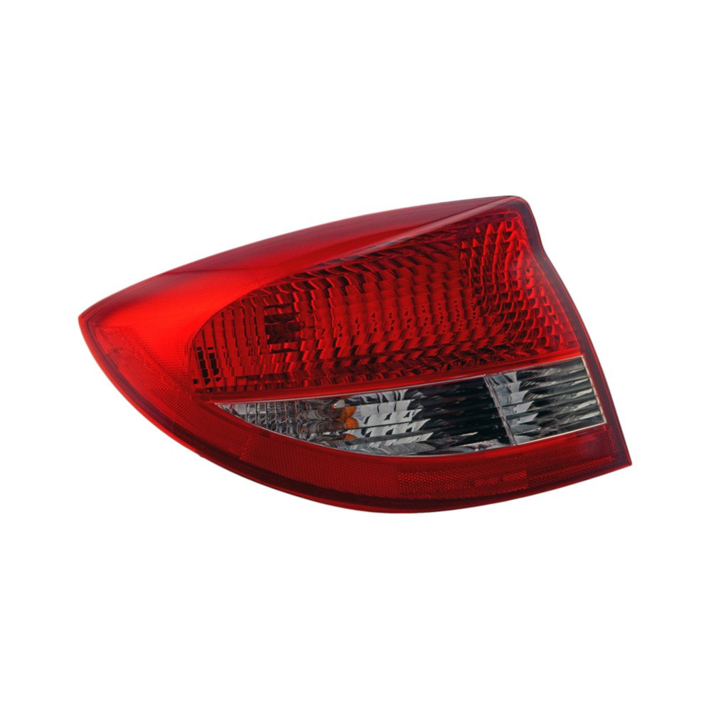 Auto 7 Kia Rio 2003 Replacement Tail Light Assembly