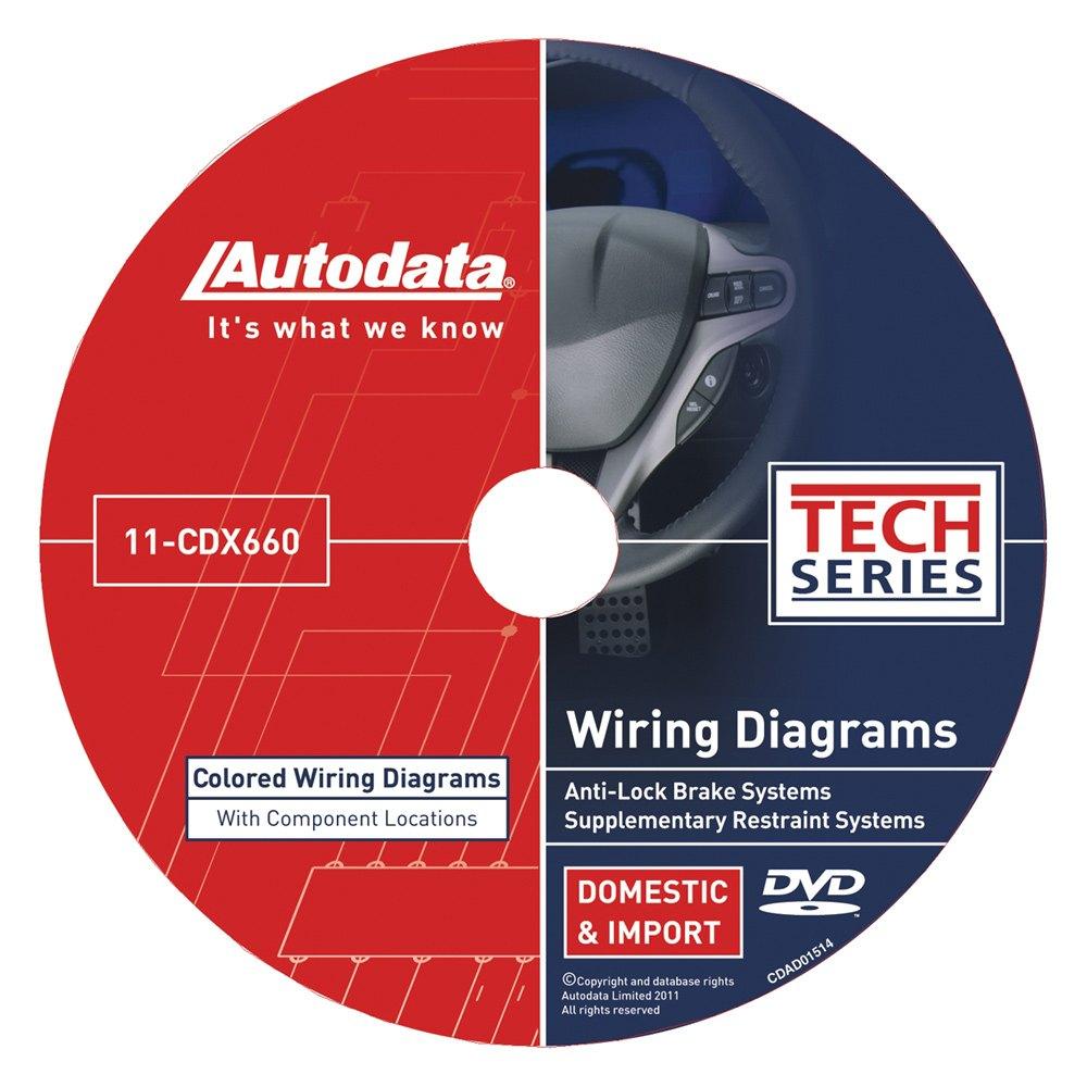 Autodata U00ae 11-cdx660