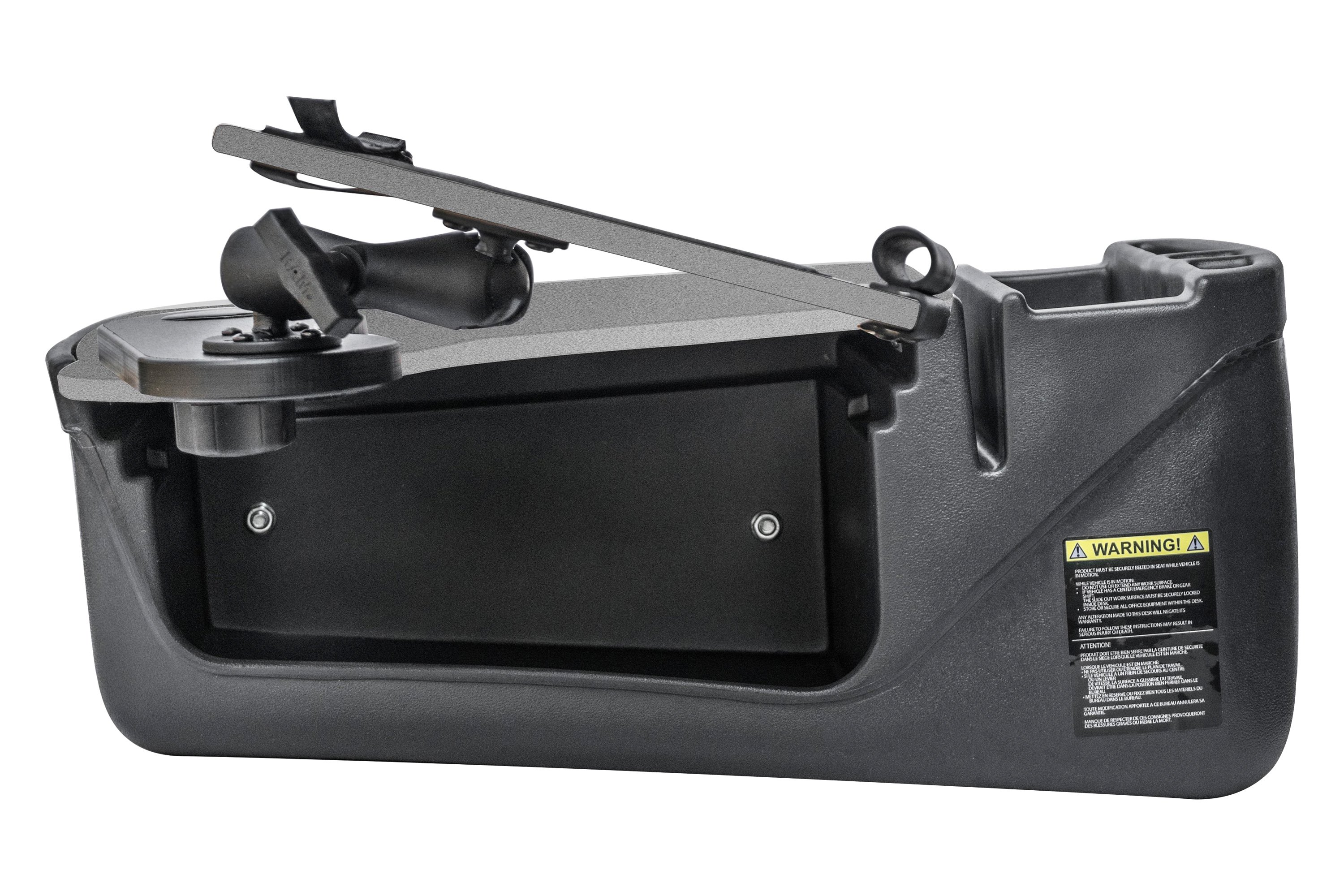 Autoexec 174 10009 Rear Seat Reach Desk With 200w Inverter
