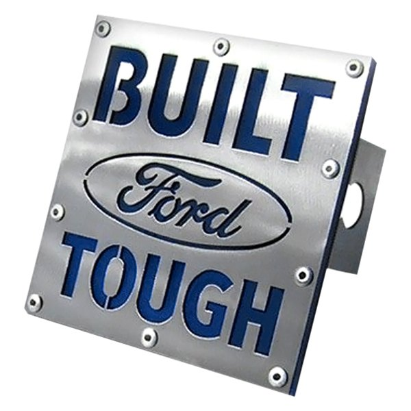 Ford Receiver Hitch Cover Hitch Cover With Ford Logo