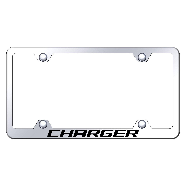Inspiring Dodge Charger License Plate Frame Aratorn