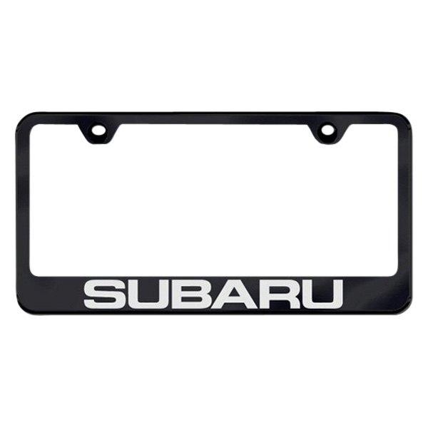 Subaru Logo Black Black Subaru l