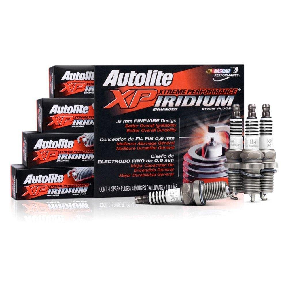AUTOLITE XP3923 RACING IRIDIUM SPARK PLUGS TOYOTA,AUDI,SUBARU,DODGE,MITSUBISHI
