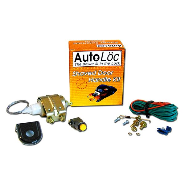 Autoloc 35lb remote shaved think