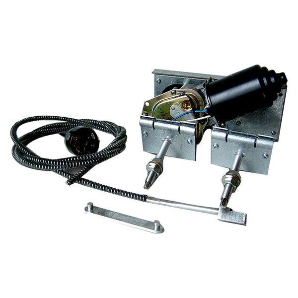 Wiring Diagram For Universal Wiper Motor : Schematic universal windshield wiper kit get
