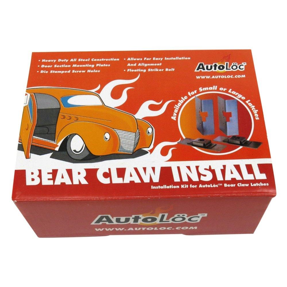 Autoloc 174 Bear Claw Door Latches