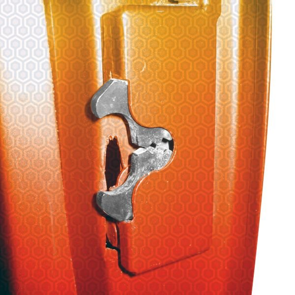 Autoloc 174 Autbclg Large Locking Bear Claw Door Latch Set