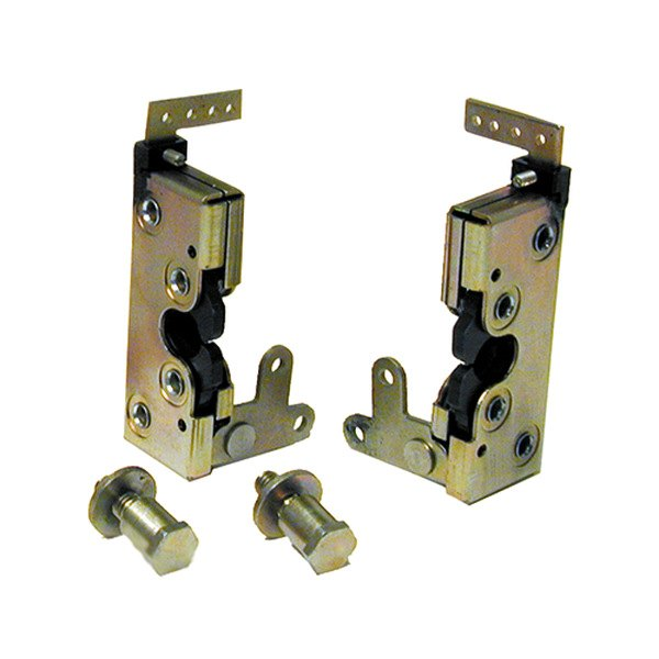 Door latchs paddle handle door latches sc 1 st bestop for Door latch carid