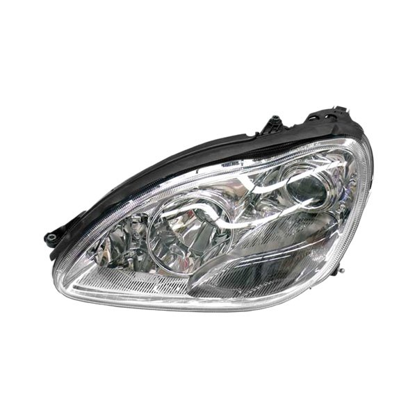 Al mercedes s430 s500 s55 amg s600 2003 for Mercedes benz s430 headlight replacement