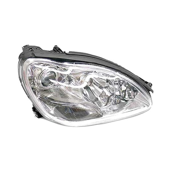 Al mercedes s430 s500 s55 amg s600 2004 for Mercedes benz s430 headlight replacement