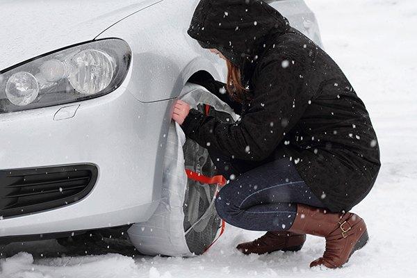 Autosock 174 685 Snow Socks