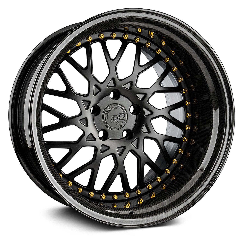 Carbon Fiber Wheels >> Avant Garde F142 Custom Finish