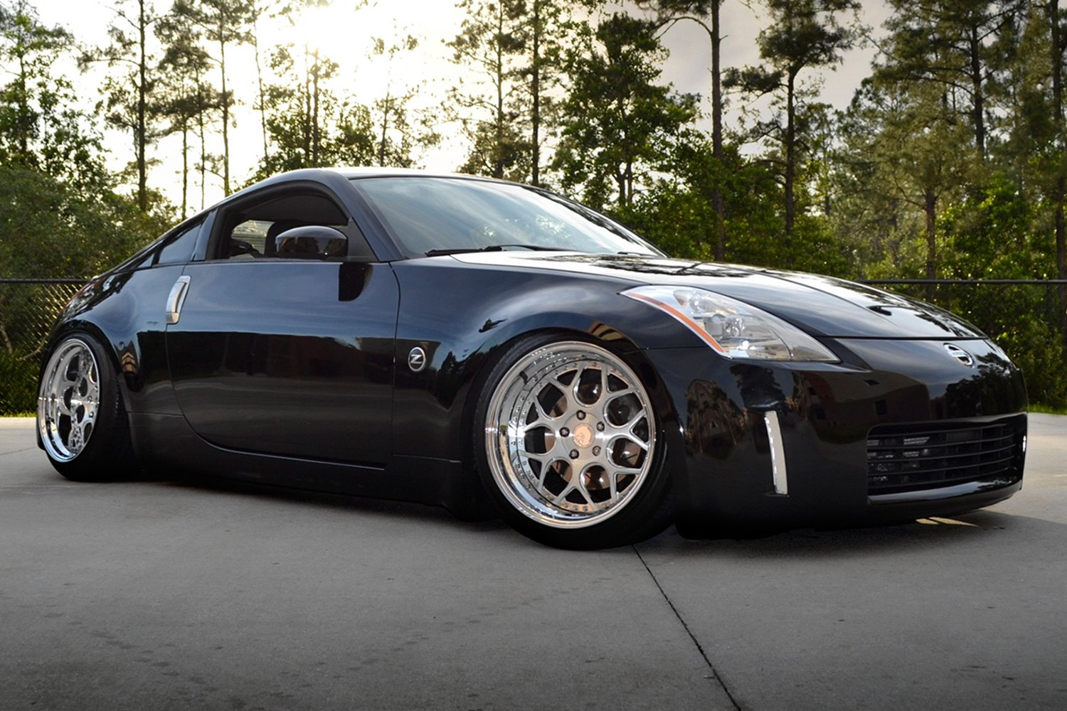 nissan 350z 350z rims custom rims and tires autos post. Black Bedroom Furniture Sets. Home Design Ideas