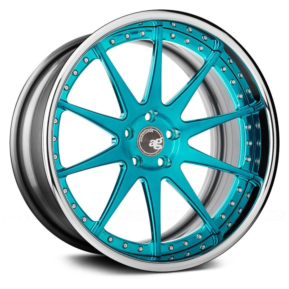Avant Garde 174 F420 Wheels Custom Rims