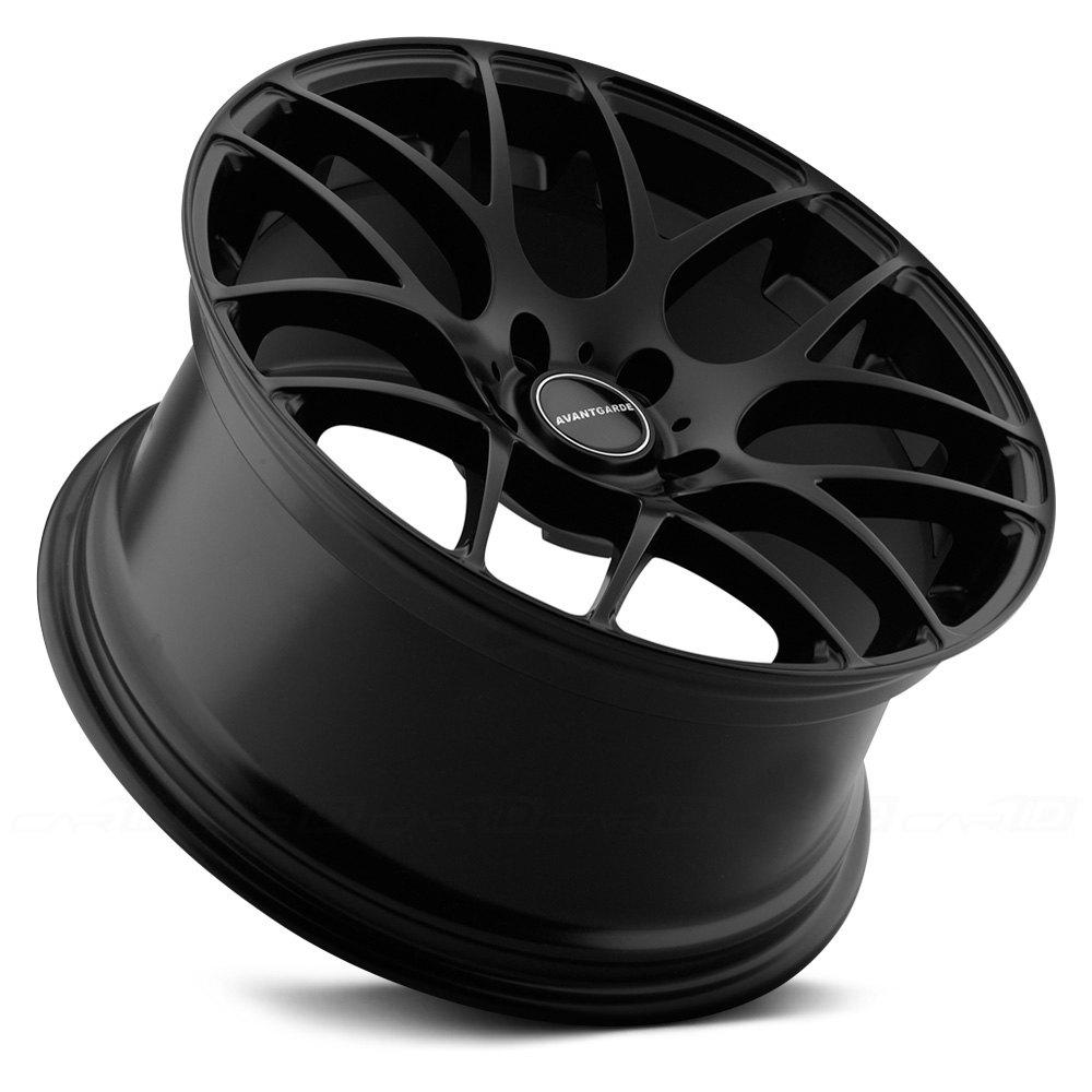 a39cad054fe AVANT GARDE® M310 Wheels - Matte Black Rims