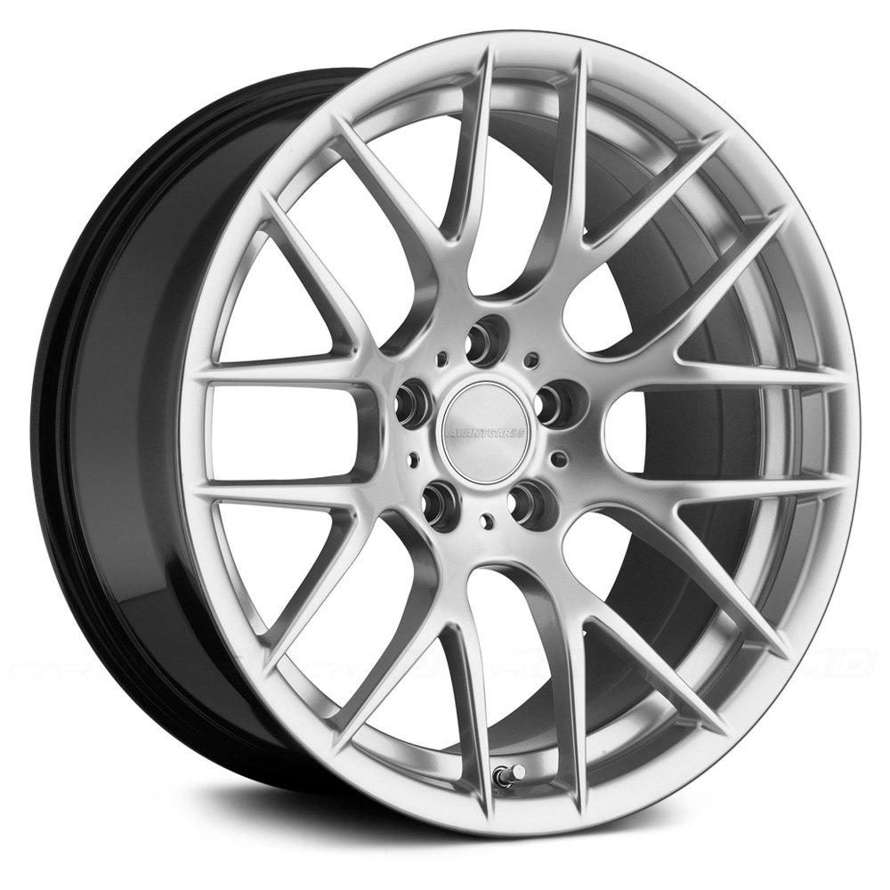 Avant Garde 174 M359 Wheels Hyper Silver Rims