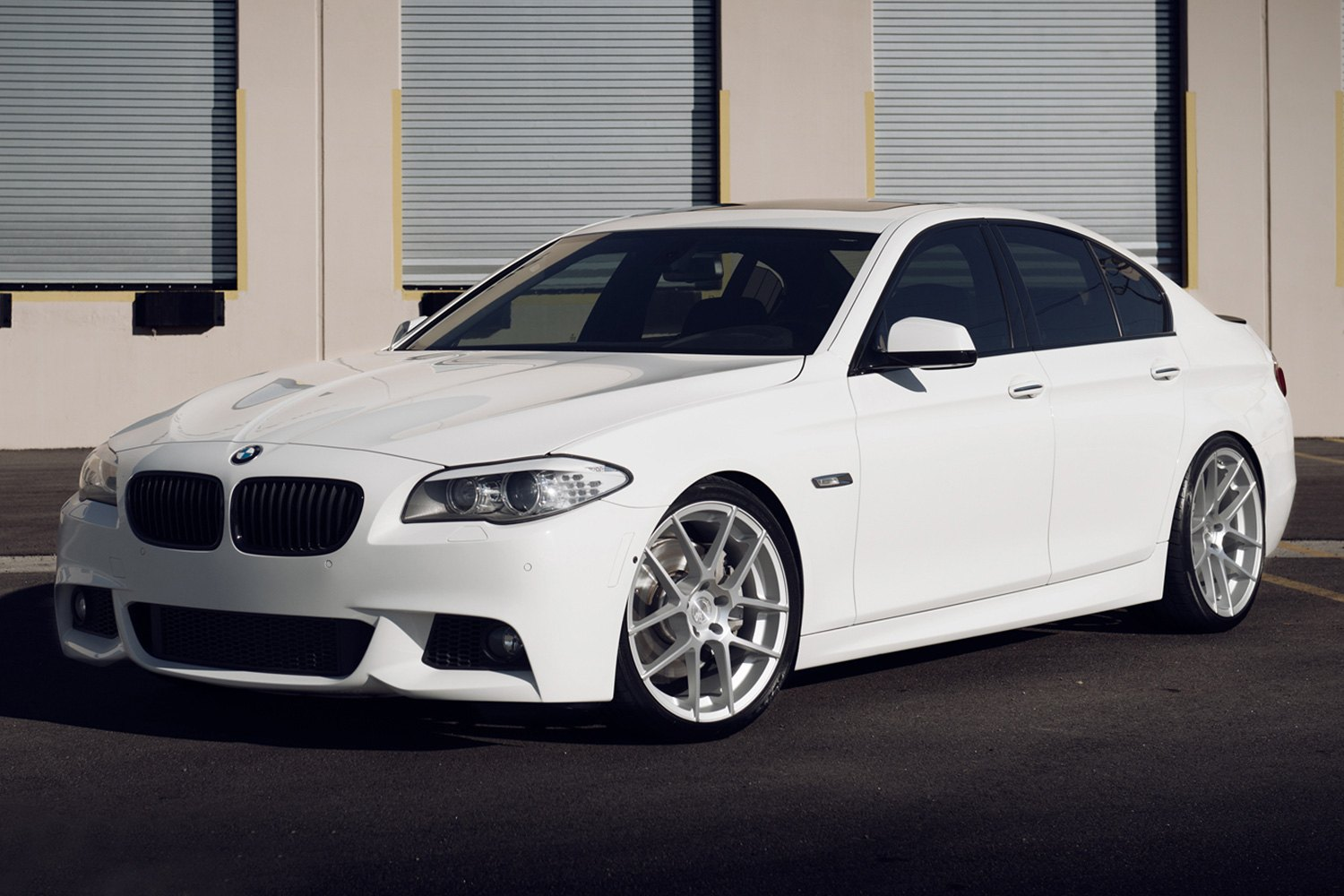 Avant Garde 174 M510 Wheels Satin Silver Rims