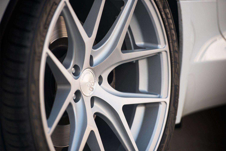 Avant garde m580 wheels 19x9 5 set of 4 silver rims for Avant garde interiors