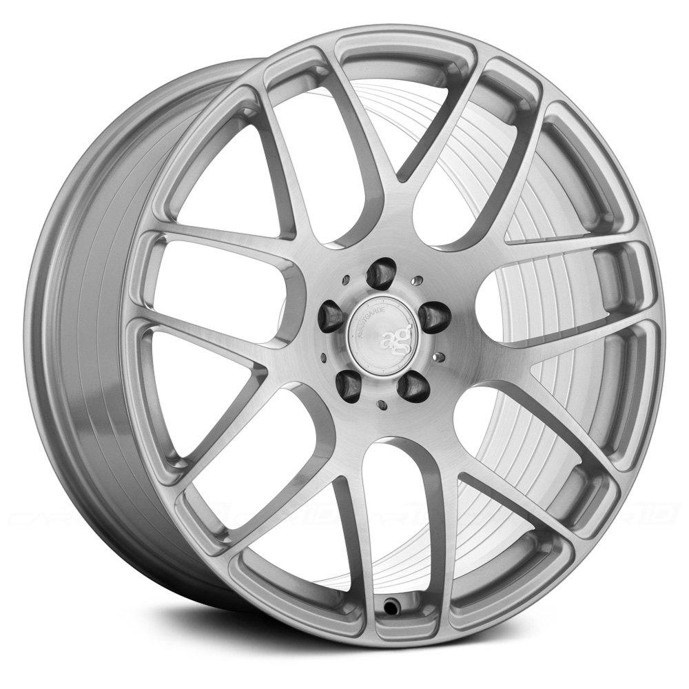AVANT GARDE® - M610 Brushed Liquid Silver