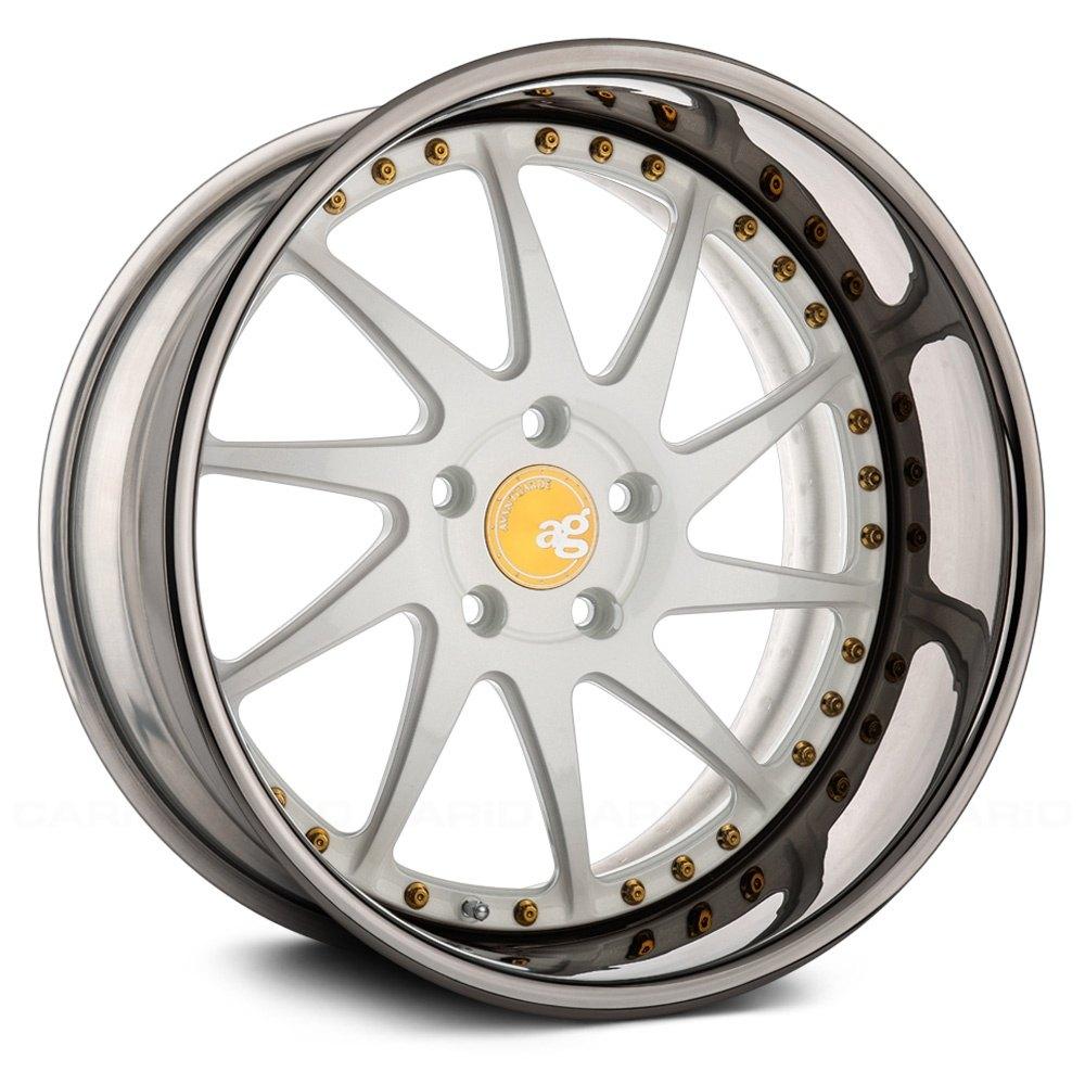 Avant Garde 174 F221 Wheels Custom Rims