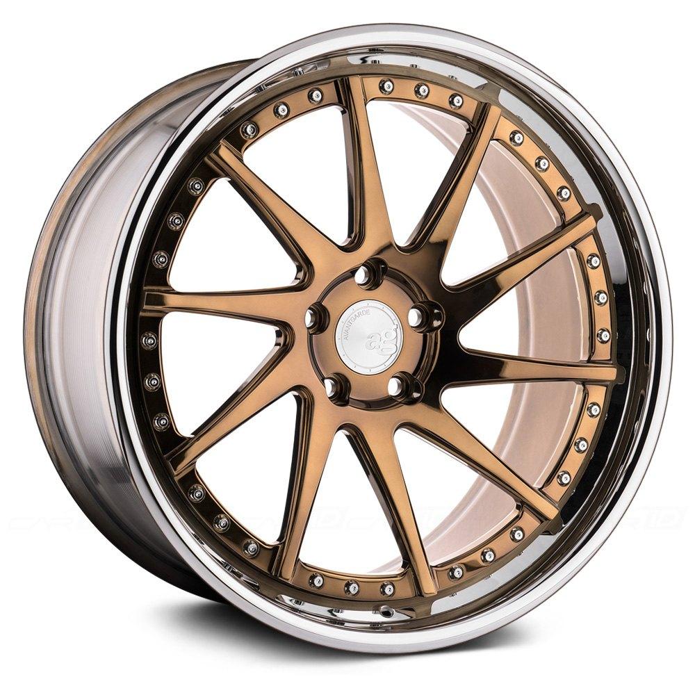AVANT GARDE® F521 Wheels - Custom Rims