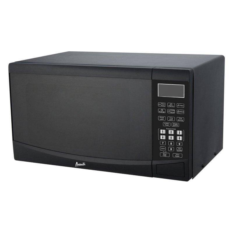 avanti 0 9 cu ft touch microwave. Black Bedroom Furniture Sets. Home Design Ideas