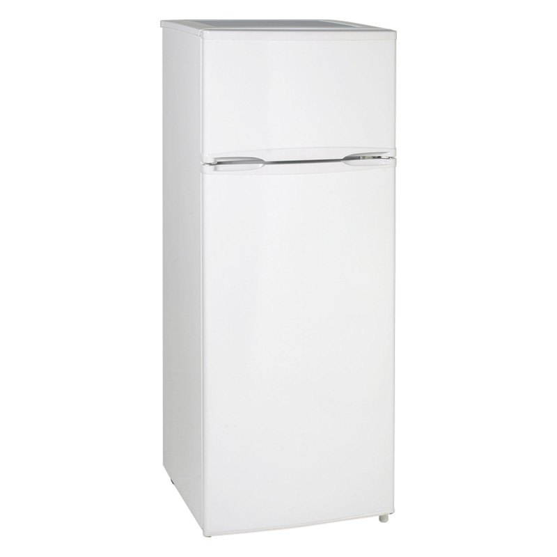 Avanti® RA7306WT - 7.4 cu. ft. Two Door Apartment Size White ...