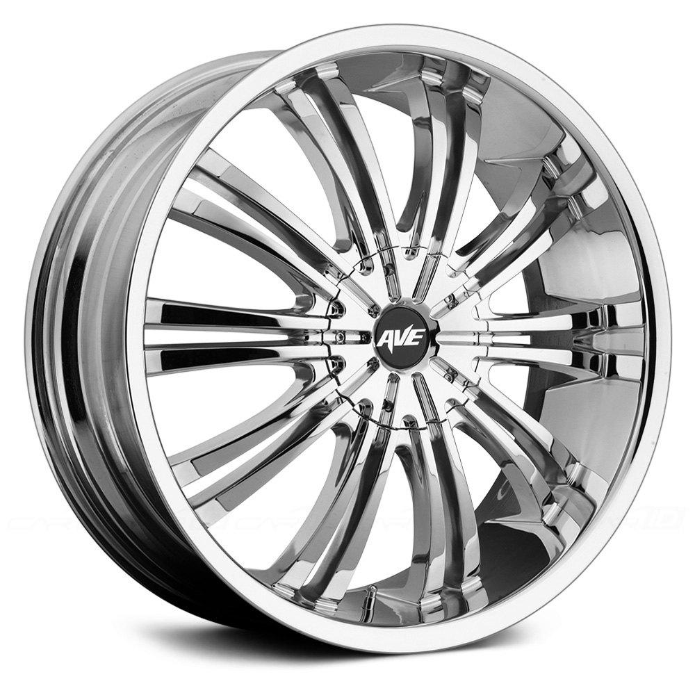 Avenue 174 A601 Wheels Chrome Rims