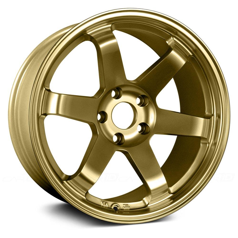 AVID.1® AV-06 Wheels - Gold Rims