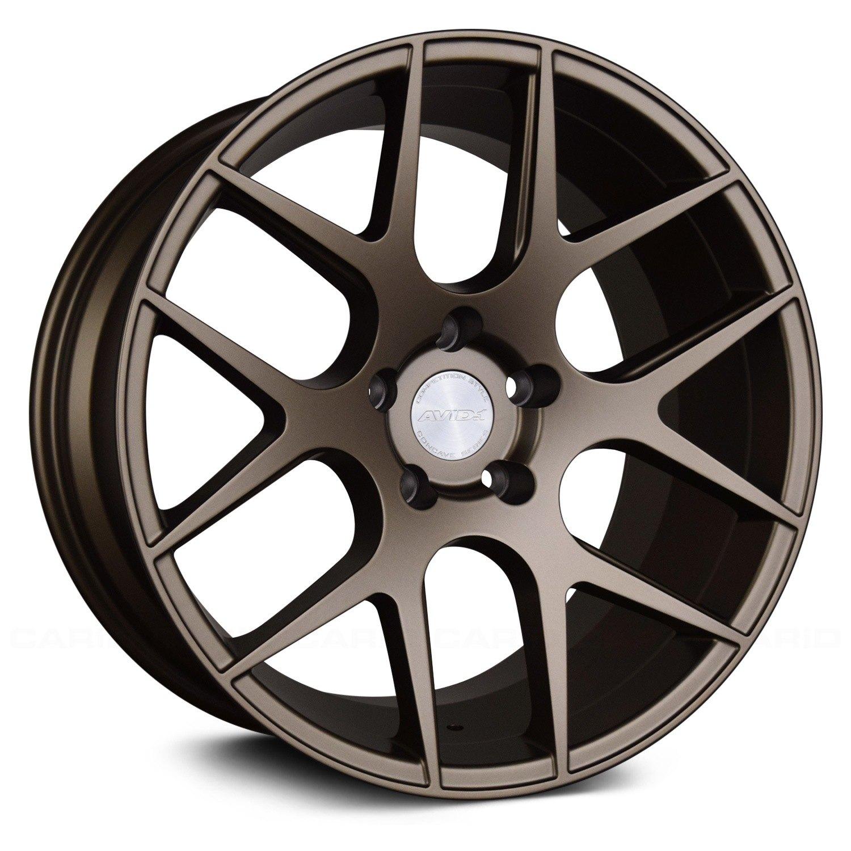 Avid 1 174 Av 30 Wheels Matte Bronze Rims